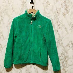 The north face osito sweater